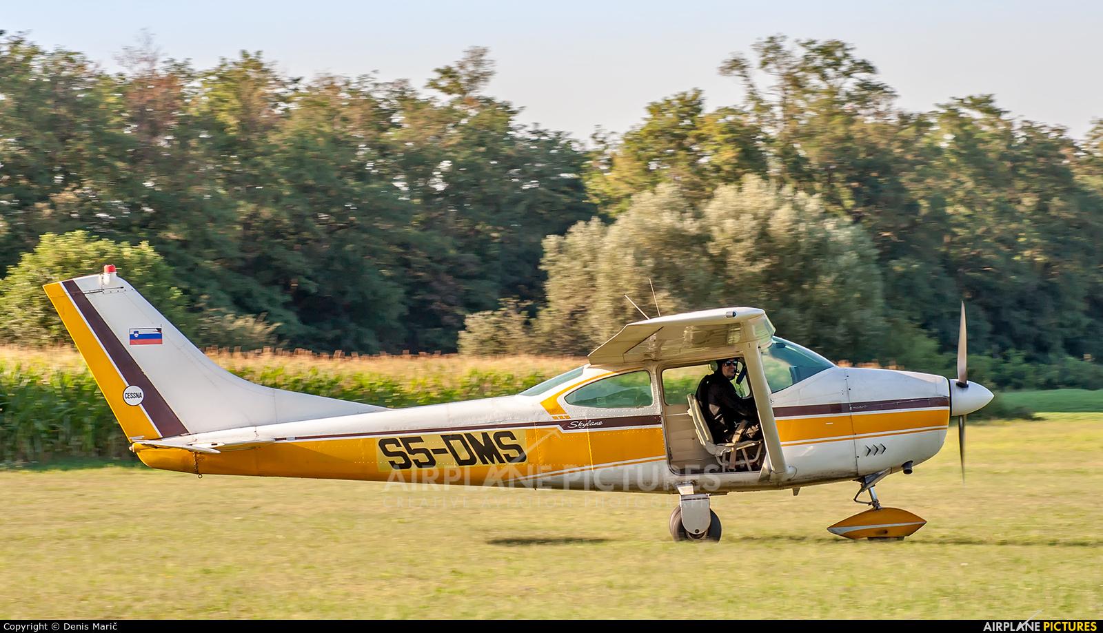Aeroklub Murska Sobota S5-DMS aircraft at Murska Sobota