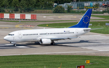 LZ-BOT - Bulgaria Air Boeing 737-300