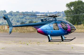 G-CIWU - Private MD Helicopters MD-500