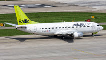 YL-BBR - Air Baltic Boeing 737-300 aircraft