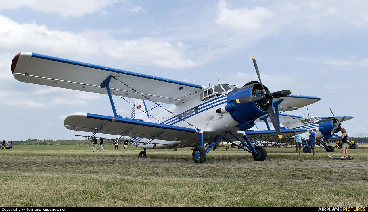 Private SP-WWL aircraft at Mielec