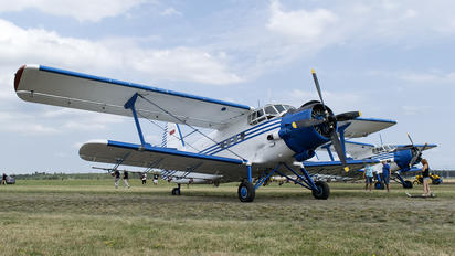 SP-WWL - Private Antonov An-2