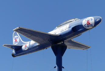 - - Private Lockheed T-33A Shooting Star
