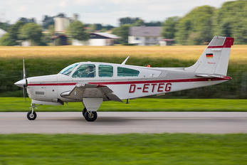 D-ETEG - Private Beechcraft 33 Debonair / Bonanza