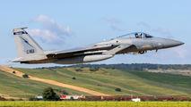 86-0161 - USA - Air National Guard McDonnell Douglas F-15C Eagle aircraft