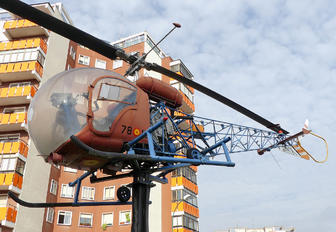 HE.7-12 - Spain - Air Force Bell 47G