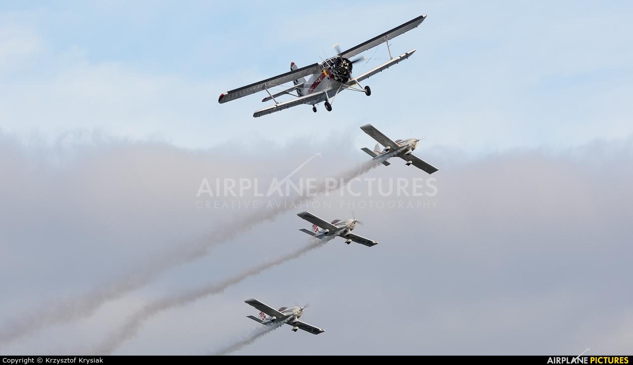Fundacja Biało-Czerwone Skrzydła SP-KBA aircraft at Gdynia
