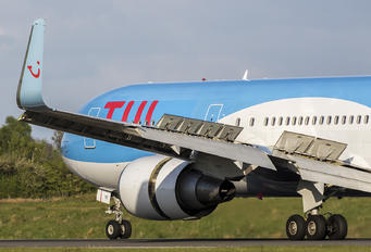 G-OBYE - TUI Airlines UK Boeing 767-300ER