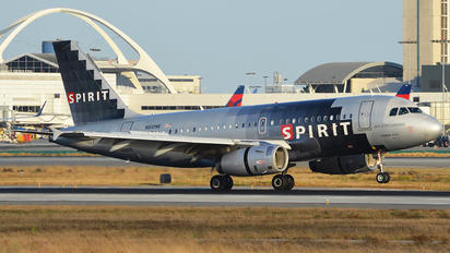 N510NK - Spirit Airlines Airbus A319