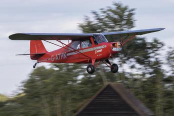 G-ATHK - Private Aeronca Aircraft Corp 7 Champion