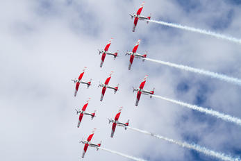 - - Switzerland - Air Force: PC-7 Team Pilatus PC-7 I & II