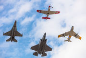 - - USA - Air Force - Airport Overview - Museum, Memorial aircraft