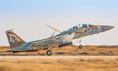 #1 Israel - Defence Force McDonnell Douglas F-15I Ra