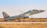 267 - Israel - Defence Force McDonnell Douglas F-15I Ra'am aircraft