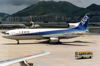 JA8521 - ANA - All Nippon Airways Lockheed L-1011-1 Tristar