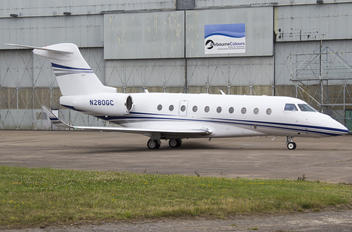 N280GC - Private Gulfstream Aerospace G200
