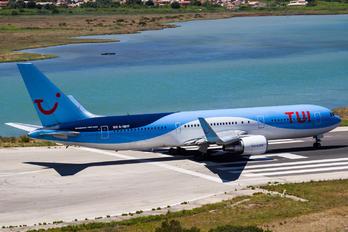 G-OBYF - TUI Airways Boeing 767-300ER