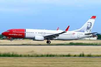 EI-FHX - Norwegian Air International Boeing 737-800