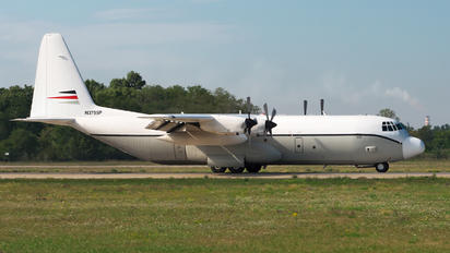 N3755P - Prescott Support Lockheed L-100 Hercules