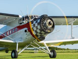 SP-KBA - Fundacja Biało-Czerwone Skrzydła PZL Mielec An-2