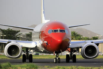 EI-FJU - Norwegian Air International Boeing 737-800