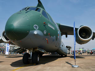 PT-ZNJ - Brazil - Air Force Embraer KC-390