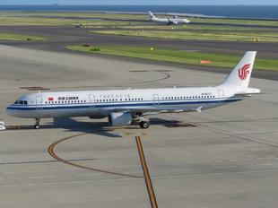 B-6555 - Air China Airbus A321