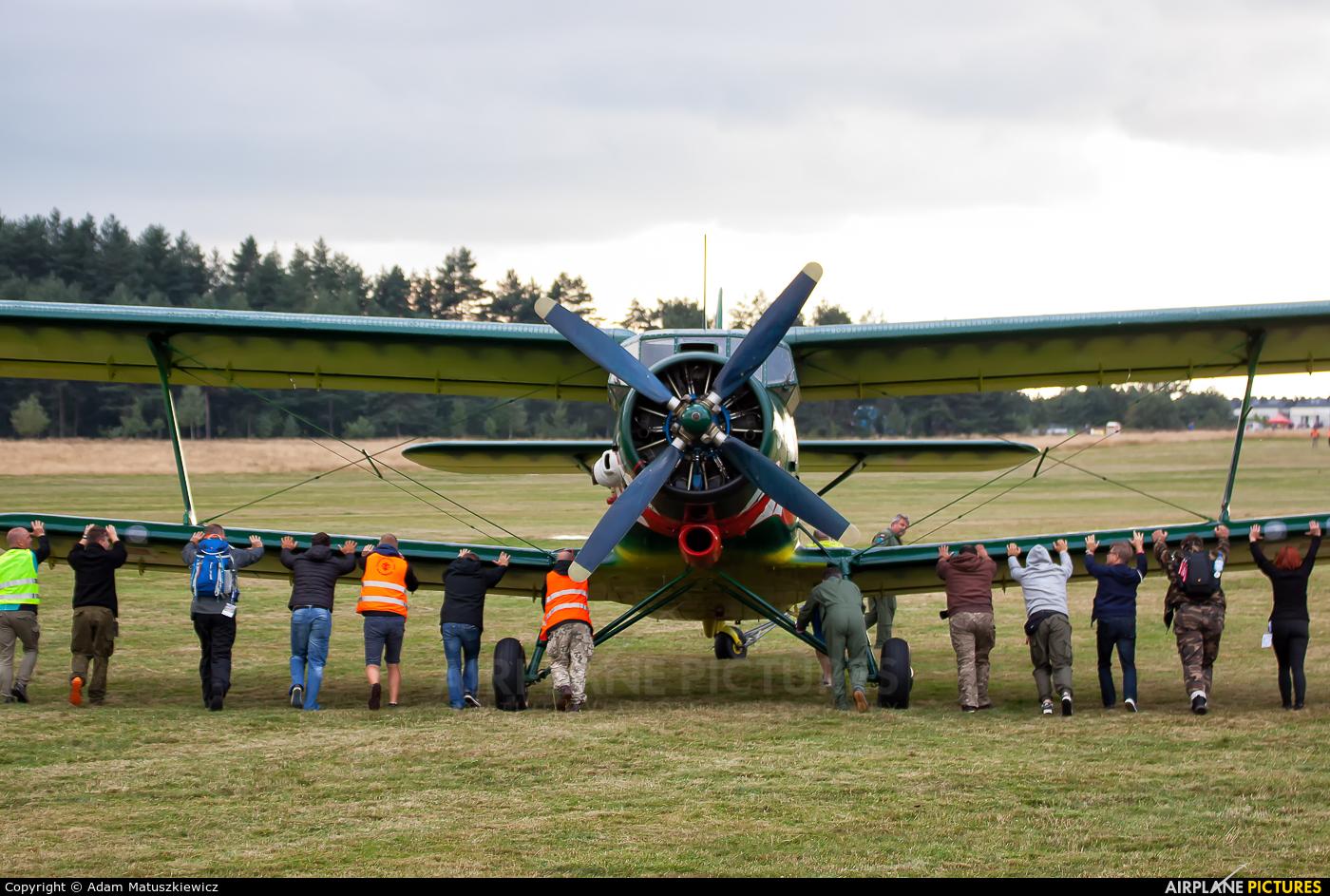 Poland - Air Force 7447 aircraft at Nowy Targ