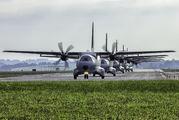 027 - Poland - Air Force Casa C-295M aircraft