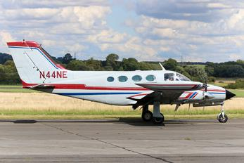 N44NE - Private Cessna 414