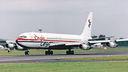 Anglo Cargo - Boeing 707-300 G-BDEA
