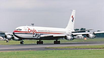 G-BDEA - Anglo Cargo Boeing 707-300