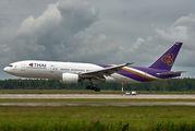 HS-TJT - Thai Airways Boeing 777-200ER aircraft