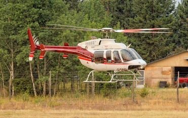 C-FAVY - Valley Helicopters Bell 407