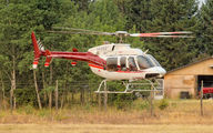 C-FAVY - Valley Helicopters Bell 407 aircraft