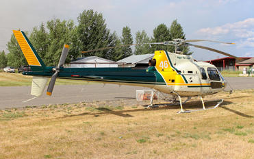 C-GVIN - High Terrain Helicopters Aerospatiale AS350 Ecureuil / Squirrel