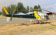 C-GVIN - High Terrain Helicopters Aerospatiale AS350 Ecureuil / Squirrel aircraft