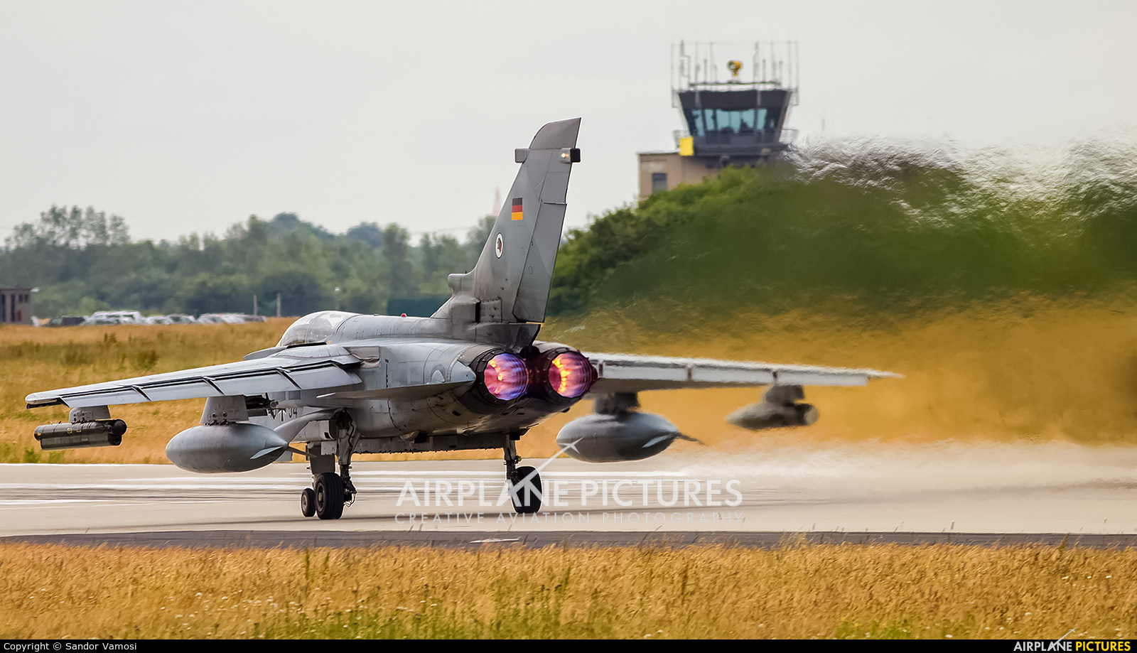 Germany - Air Force 46+54 aircraft at Schleswig-Jagel