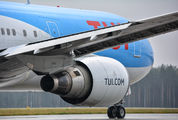 PH-OYI - TUI Airlines Netherlands - Airport Overview - Aircraft Detail aircraft