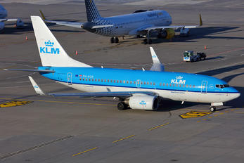PH-BGR - KLM Boeing 737-700