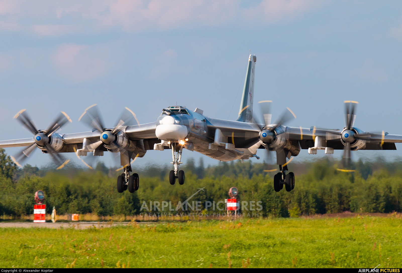 Russia - Air Force RF-94125 aircraft at Undisclosed location