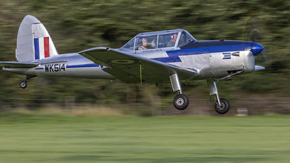 G-BBMO - Private de Havilland Canada DHC-1 Chipmunk