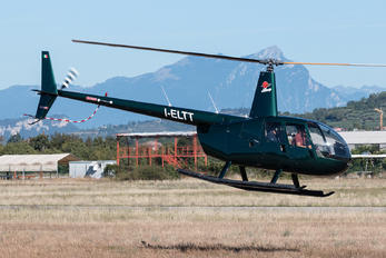 I-ELTT - Private Robinson R44 Clipper