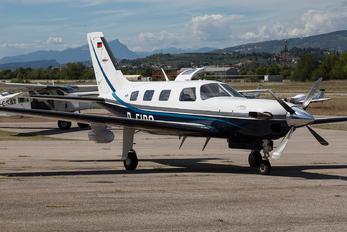 D-FIPO - Private Piper PA-46 Malibu Meridian / Jetprop DLX