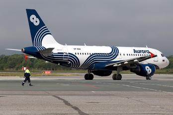 VP-BUK - Aurora Airbus A319
