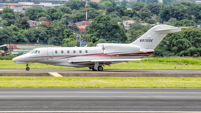 N970SK - Private Cessna 750 Citation X