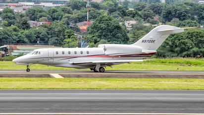 N970SK - Private Cessna 750 Citation X