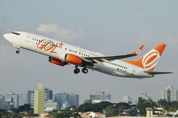 PR-GXB - GOL Transportes Aéreos  Boeing 737-800