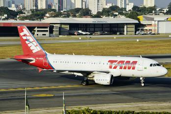 PR-MYB - TAM Airbus A319
