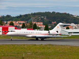 EC-MKH - Gestair Bombardier BD-700 Global 6000